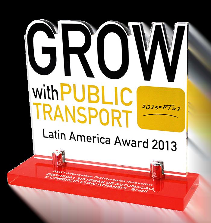 Premio UITP Proyecto de Biometría Facial Ilhéus (Bahia)