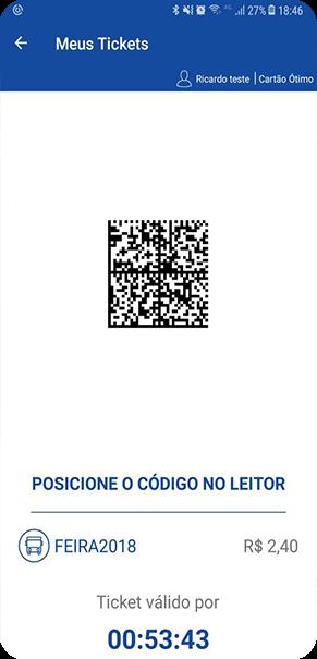 <strong>Emisión de ticket</strong> (QR Code y NFC) para pago directo en el validador