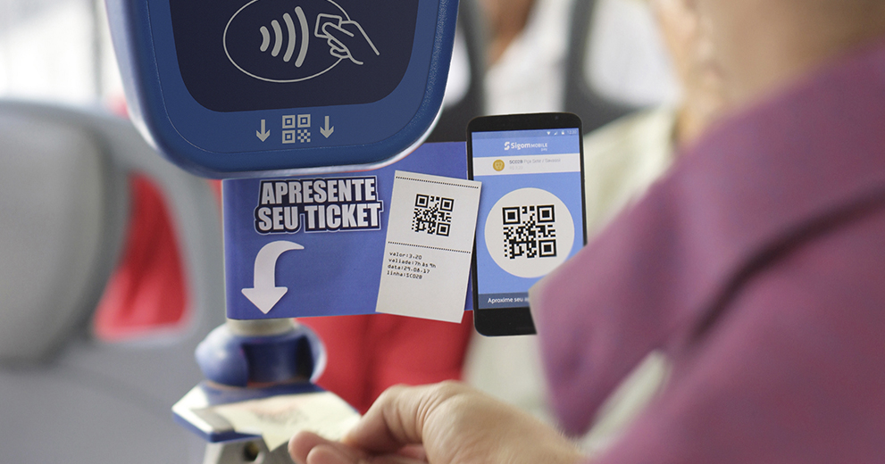 QR Code<br/> <strong>Tickets</strong>